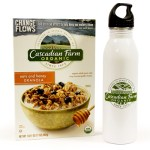 Cascadian Farm Change Flows River Clean Up (Giveaway)