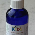 All Natural Hand Wash: For My Kids