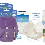 5K Giveaway-A-Day: GroVia Products from The Glass Baby Bottle