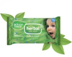 Jackson Reece Herbal Baby Wipes