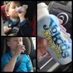 SafeMama on The Moo-ve with Stonyfield YoKids Yogurt Smoothies (Giveaway!)