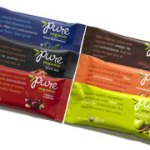 Certified Organic Snack Bars by Pure Organics