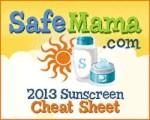 sunscreen 2013