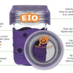 Checking Out The New EIO Kids Cup (Giveaway)