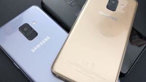How to Enable Safe Mode on Samsung Galaxy A8