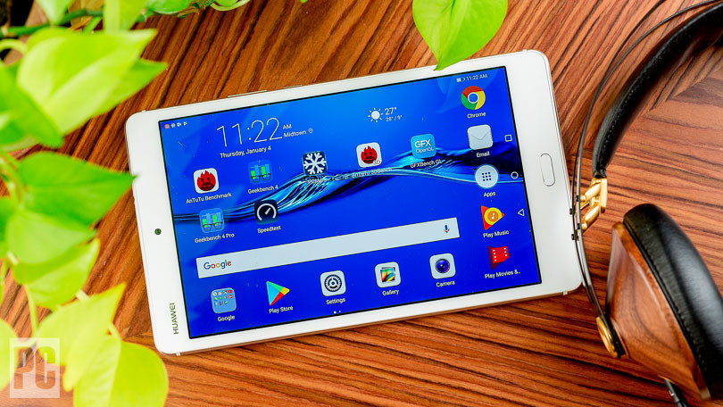 How to Enable Safe Mode on Huawei MediaPad M3 Lite 8