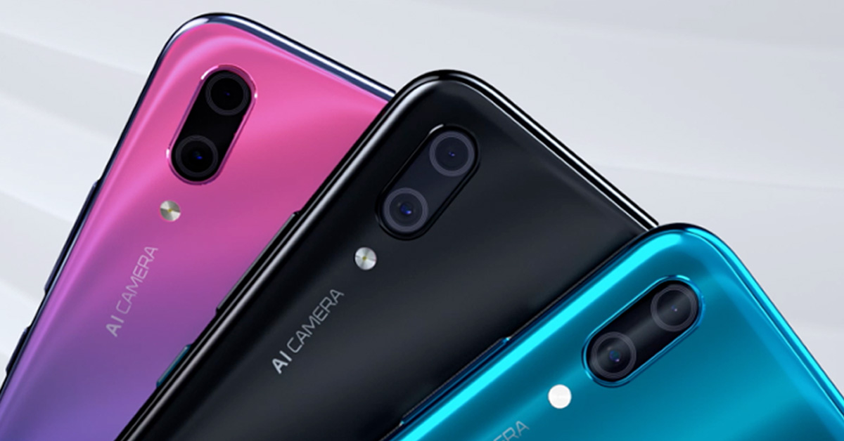 How to Enable Safe Mode on Huawei Y9 (2019)