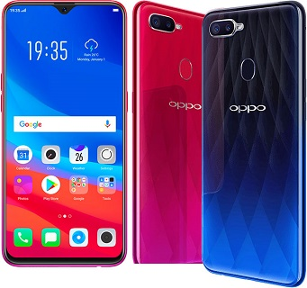 How to Enable Safe Mode on Oppo F9 (F9 Pro)