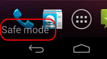 How to Enable Safe Mode on Badai A10
