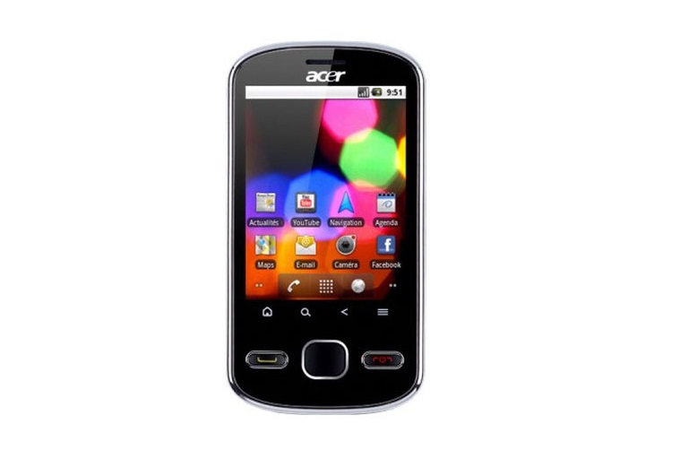 [Solved] - Disable Safe Mode on Acer beTouch E140