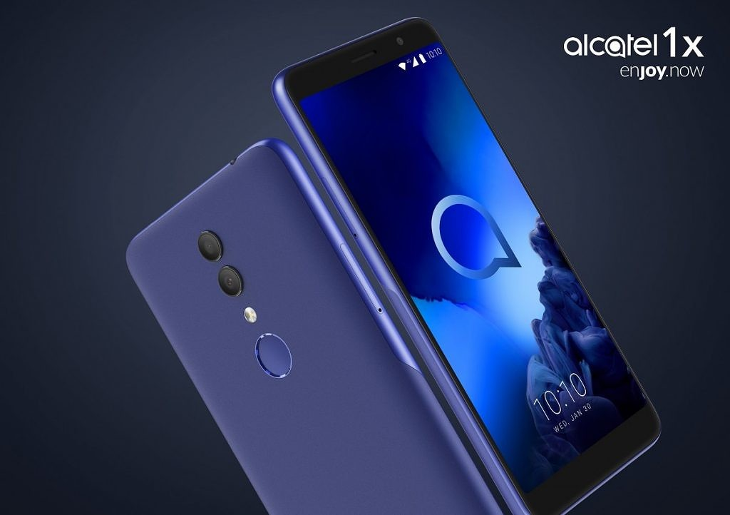 How to boot into safe mode on Alcatel 1x