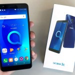 How to boot into safe mode on Alcatel 3c