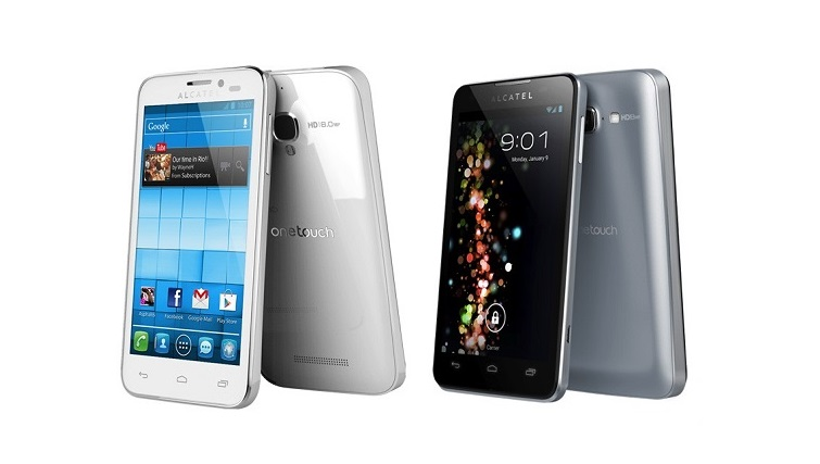 How to boot into safe mode on Alcatel One Touch Snap