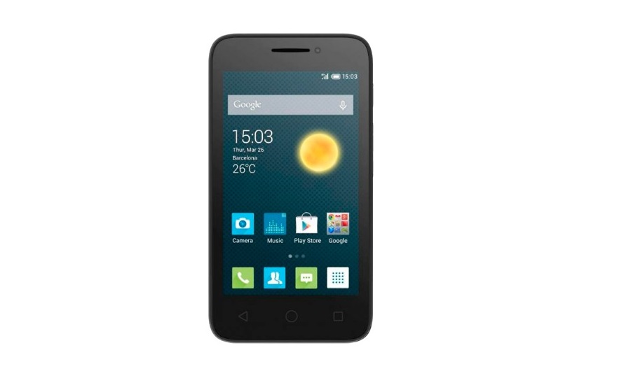 How to boot into safe mode on Alcatel Pixi 3 (3.5