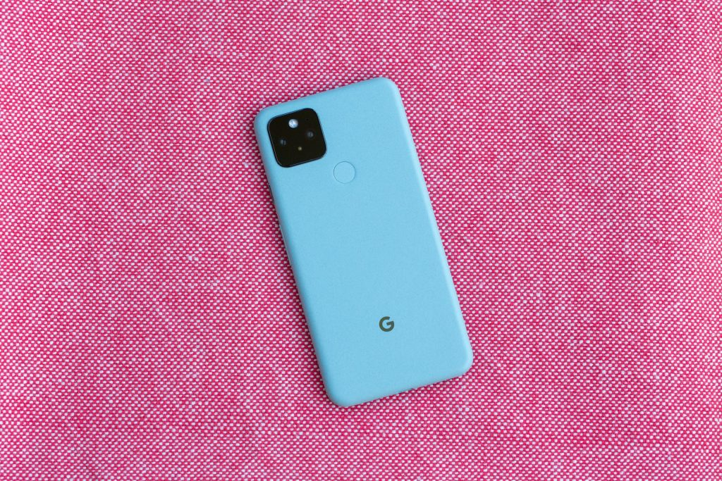 How to boot into safe mode on Google Pixel 5