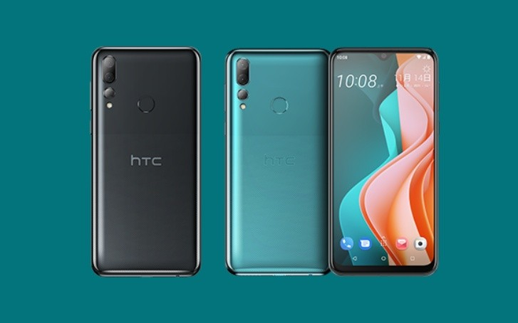 How to boot into safe mode on HTC Desire 19s