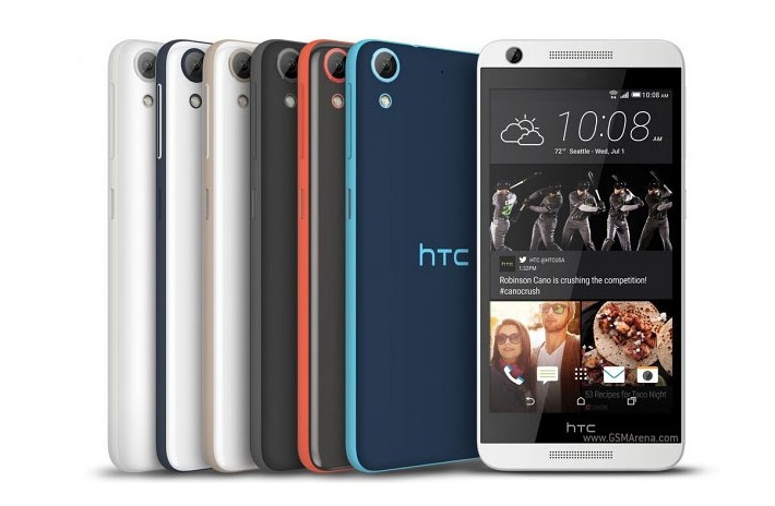 How to boot into safe mode on HTC Desire 626 (USA)