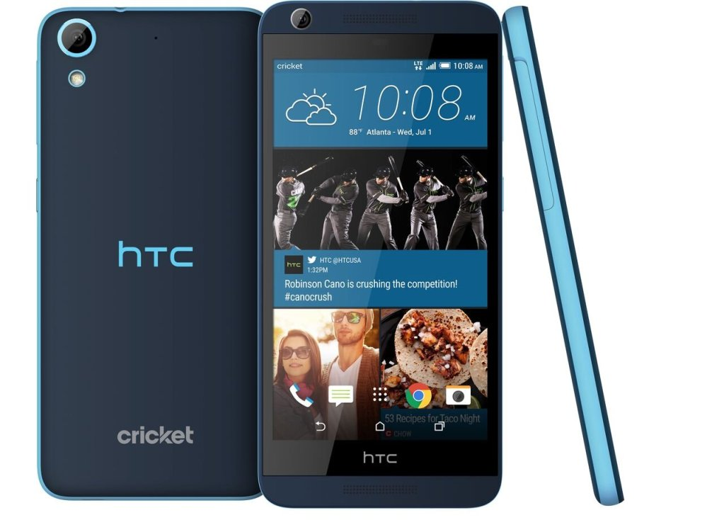 How to boot into safe mode on HTC Desire 626s
