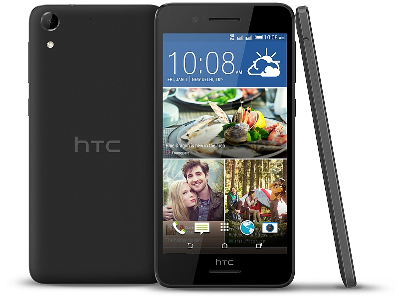 How to boot into safe mode on HTC Desire 728 dual sim