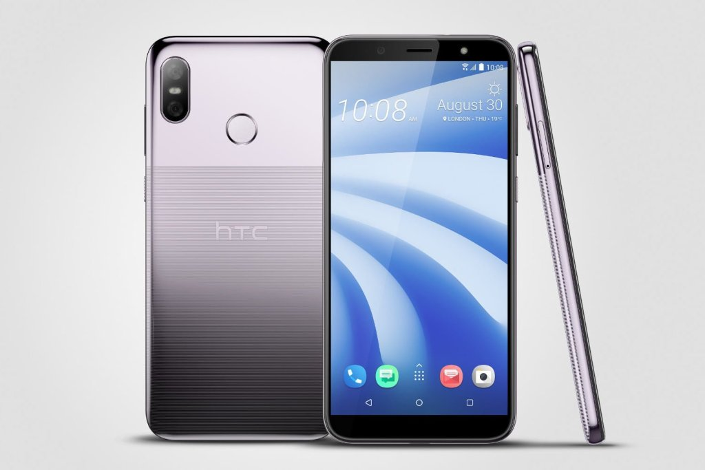 How to boot into safe mode on HTC U12 life