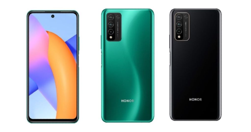 How to boot into safe mode on Honor 10X Lite