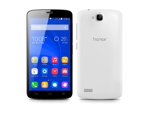 How to boot into safe mode on Honor Holly