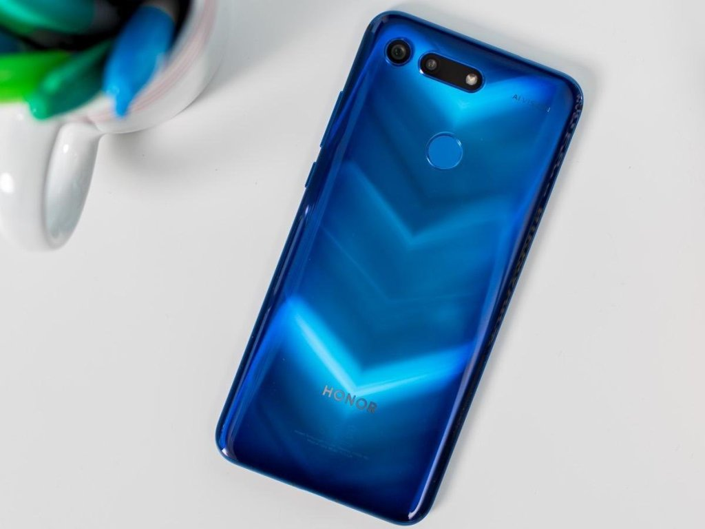How to boot into safe mode on Honor View 20