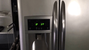 How do I Troubleshoot Samsung Refrigerator Display Panel That Doesn't Work?