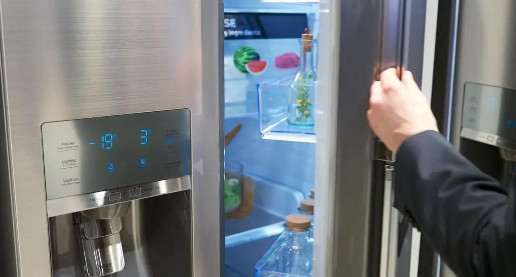 Reset Ice Maker in Samsung Refrigerator