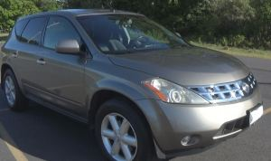 NISSAN MURANO THAT GOES INTO LIMP MODE