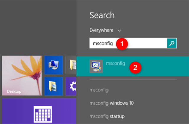 boot Windows 8or Windows 8.1 into safe mode using 9 Methods