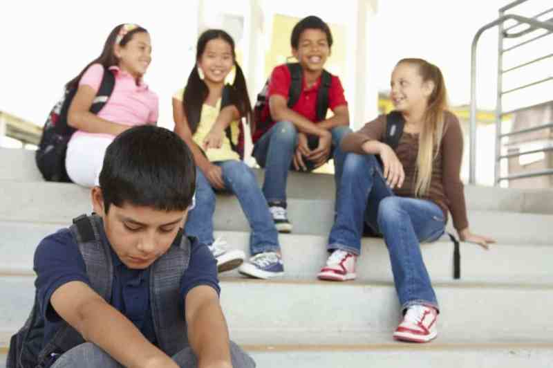 Bullying: how to support your child 1