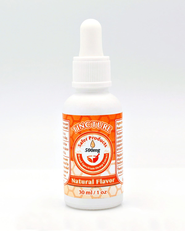 CBD Natural Tincture Oil 500mg