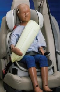 Ford Inflatable Seat Belt