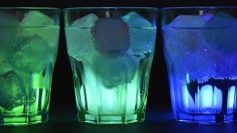illuminated drinks