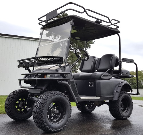 ez go xbox 360 motherboard diagram 48v electric txt black hunter edition golf cart make easy monthly payments over 3 6 or 12 months