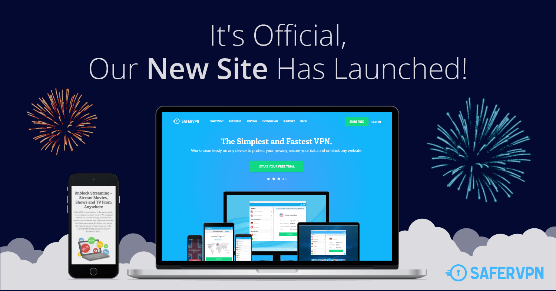 Brand New Website - Get a Free VPN Subscription