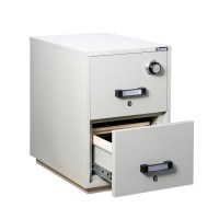 2 Hr Fire-Rated 2,3 and 4 Drawer File Cabinet, Key ...