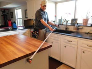 Choosing the right home inspector, covers structural and mechanical systems