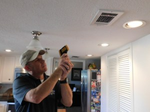 Choosing the right home inspector, thorough visual evaluation