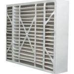 Media air filter