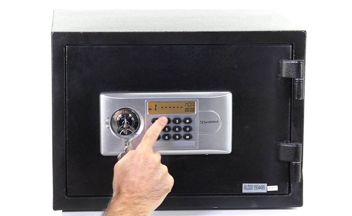 amazon fireproof safe