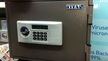 ammo fireproof safes