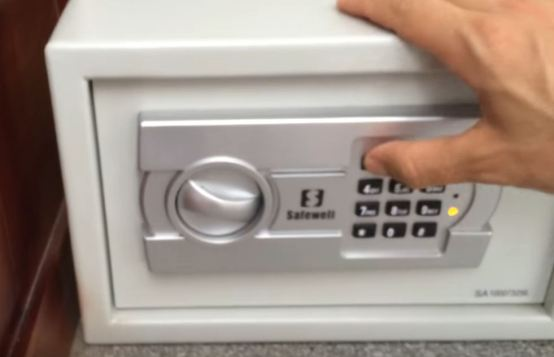 digital electronic home safes reviews
