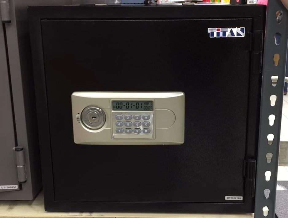 fireproof home safes