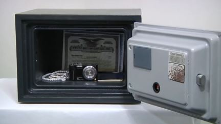 fireproof safe small