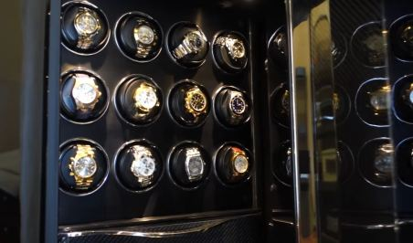 jewelry wall safes for home