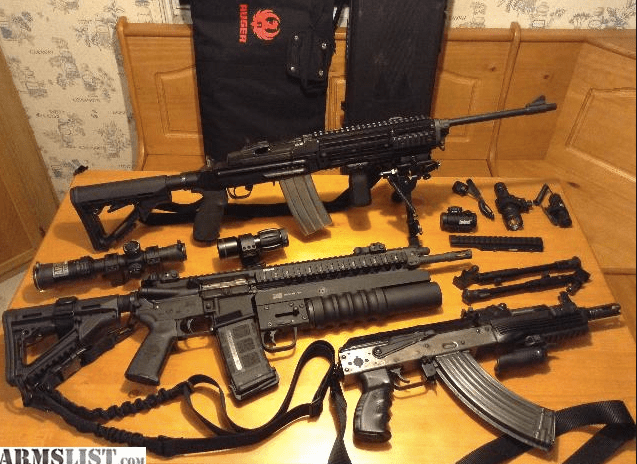 The Wild West World Of Online Gun Exchanges Safe Tennessee Project