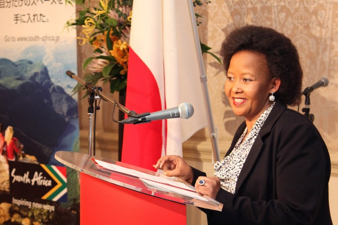 Thokozile_Xasa-welcomes Maritime Transport Policy
