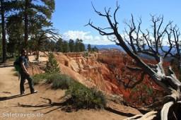 Rim Trail Bryce Canyon